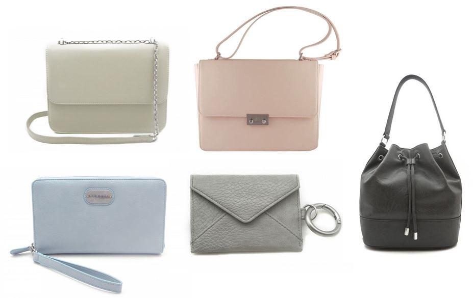 65abf7ba97ef6 Ihre Handtaschen sind puristisch und elegant – und komplett vegan. Mir  gefallen die pastelligen Farbtöne besonders gut. Und sind das nicht richtig  geniale ...